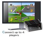 DroidJoy Gamepad2 150x130 - دانلود DroidJoy Gamepad 1.3 - تبدیل گوشی اندروید به دسته بازی کامپیوتر