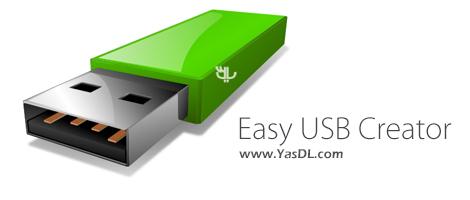 دانلود Easy USB Creator 2.2 - نرم افزار ساخت دیسک های بوتیبل USB