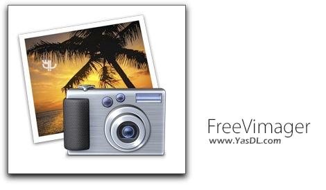 دانلود FreeVimager 5.5.0 + Portable - نرم افزار مشاهده و ویرایش تصاویر