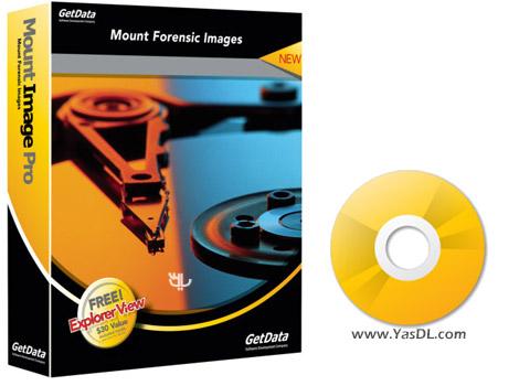 دانلود GetData Mount Image Pro 6.2.0.1681 x86/x64 - نرم افزار مجازی سازی