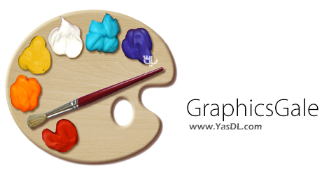 دانلود GraphicsGale 2.05.04 + Portable - نرم افزار ویرایش فایل های گرافیکی