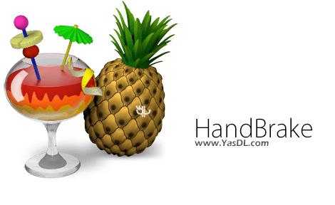 دانلود HandBrake 1.0.3 x86/x64 - نرم افزار تبدیل حرفه ای فرمت های ویدیویی
