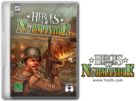 دانلود بازی Heroes of Normandie Bulletproof Edition برای PC