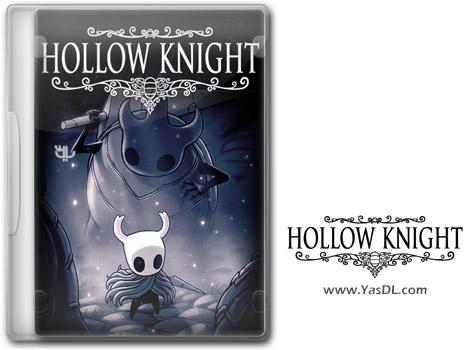 دانلود بازی Hollow Knight v1.5.68.11808 برای PC