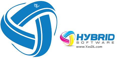 دانلود Hybrid 2017.02.12.2 - مبدل حرفه ای فایل های صوتی و تصویری