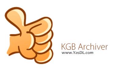 دانلود KGB Archiver 1.2.1.24 - فشرده سازی فایل ها در بالاترین حد ممکن