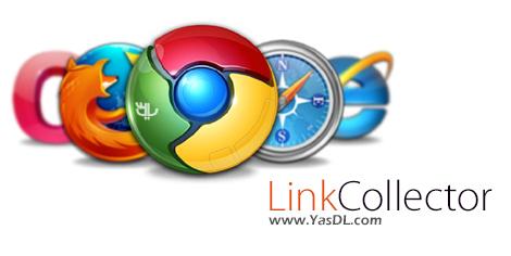دانلود LinkCollector 4.7.0.0 + Portable - نرم افزار مدیریت بوکمارک