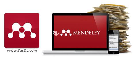 دانلود Mendeley Desktop 1.17.8 - مدیریت منابع تحقیقاتی