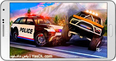 دانلود بازی Police Car Smash 2017 1.1 - ماشین پلیس برای اندروید