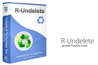 دانلود R-Undelete 5.1 Build 165337 + Portable - نرم افزار بازیابی اطلاعات