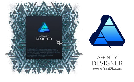 دانلود Serif Affinity Designer 1.5.2.58 x64 - نرم افزار طراحی گرافیکی