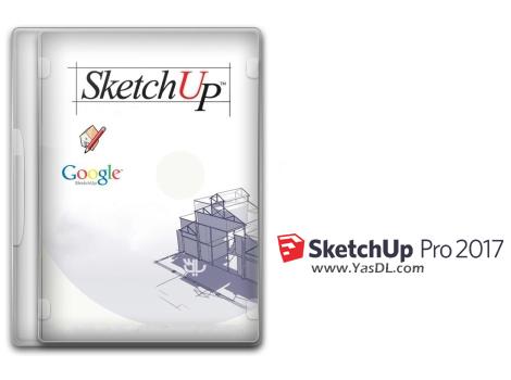دانلود SketchUp Pro 2017 17.2.2555 - نرم افزار طراحی 3 بعدی