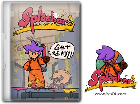 دانلود بازی Splasher برای PC