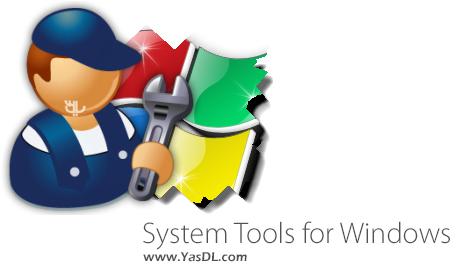 دانلود System Tools for Windows 4.75 - مجموعه ابزارهای مفید برای ویندوز