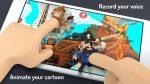 Toontastic 3D1 150x84 - دانلود Toontastic 3D 1.0.0 - ساخت انیمیشن های 3 بعدی در اندروید + دیتا