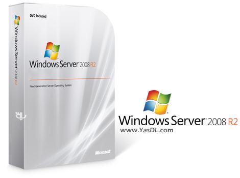 دانلود Windows Server 2008 R2 SP1 en-US Feb 2017 - مایکروسافت ویندوز سرور 2008