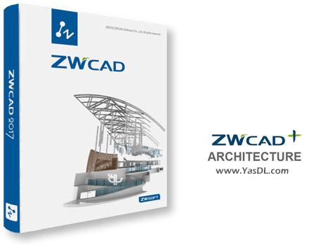 دانلود ZWCAD Architecture 2017 2016.09.30 - نرم افزار طراحی برای معماری