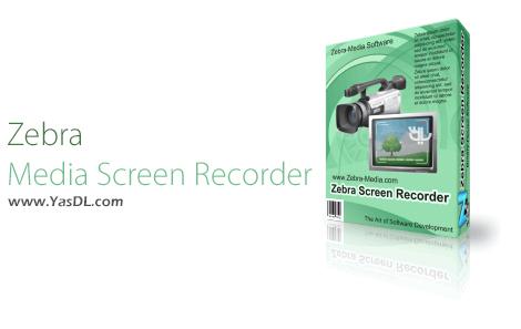 دانلود Zebra Media Screen Recorder 2.0 - فیلمبرداری از صفحه نمایش