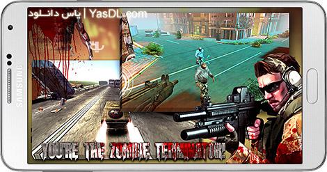 دانلود بازی Zombie Dawn 1.5 - طلوع زامبی ها برای اندروید + پول بی نهایت