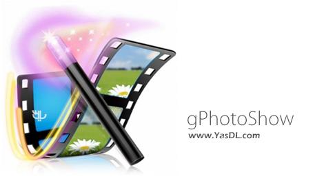 دانلود gPhotoShow Pro 7.4.6.922 - نرم افزار ساخت اسلایدشوی تصاویر