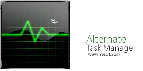 دانلود Alternate Task Manager 2.670 + Portable - تسک منیجر جایگزین برای ویندوز