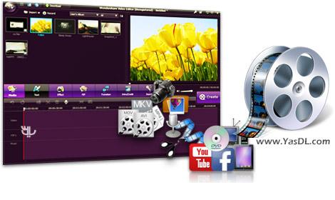 دانلود Apowersoft Video Editor PRO 1.1.3 - نرم افزار ویرایش حرفه ای ویدیو