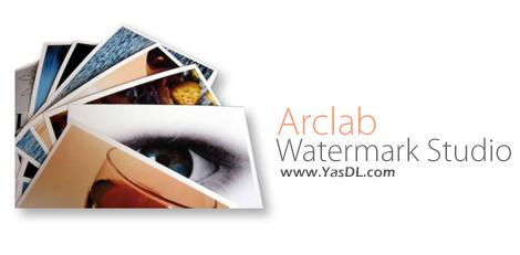 دانلود Arclab Watermark Studio 3.53 + Portable - قرار دادن واترمارک بر روی تصاویر