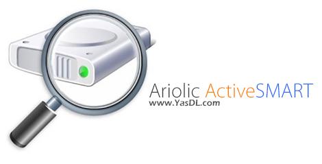 دانلود Ariolic ActiveSMART 2.9.81.161 - تست وضعیت سلامت هارد دیسک
