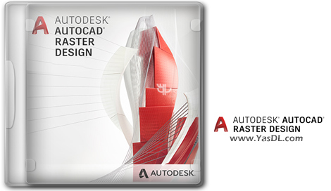 دانلود Autodesk AutoCAD Raster Design 2020 x86/x64 - ویرایش و تبدیل تصاویر رستر به وکتور