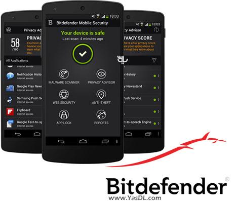 دانلود Bitdefender Mobile Security & Antivirus Premium 3.2.88.129 - آنتی ویروس بیت دیفندر برای اندروید