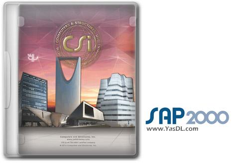 دانلود CSI SAP2000 19.1.0 - نرم افزار طراحی سازه های عمرانی