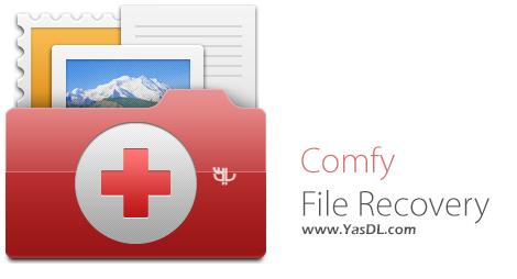 دانلود Comfy File Recovery 3.9 + Portable - نرم افزار بازیابی داده ها