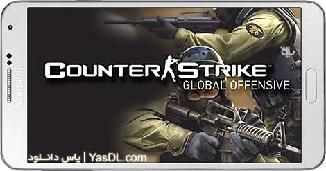 دانلود بازی Counter Strike Go 1.31 - کانتر استریک برای اندروید + دیتا