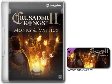 راهنمای بازی crusader king 2 دانلود بازی Crusader Kings II Monks and Mystics به منظور PC ...