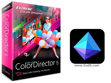 دانلود CyberLink ColorDirector Ultra 5.0.6301.0 - بهبود و تصحیح رنگ در فیلم ها