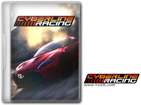 دانلود بازی Cyberline Racing برای PC