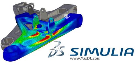 دانلود DS SIMULIA 2017 HF2 Suite Abaqus/Isight/Fe-Safe/Tosca - پکیج فوق العاده شبیه سازی صنعتی