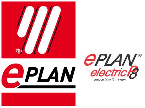 دانلود EPLAN Electric P8 2.6 - نرم افزار ترسیم انواع نقشه های برقی