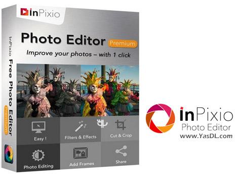 دانلود InPixio Photo Editor Premium 1.7.6278 - ویرایش حرفه ای تصاویر