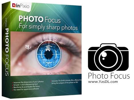دانلود InPixio Photo Focus 4.2.7759.21167 - نرم افزار تار و شفاف کردن تصاویر