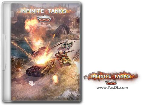 دانلود بازی Infinite Tanks PROPER برای PC