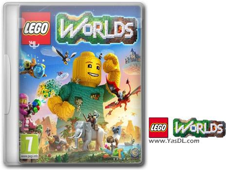 دانلود بازی LEGO Worlds برای PC