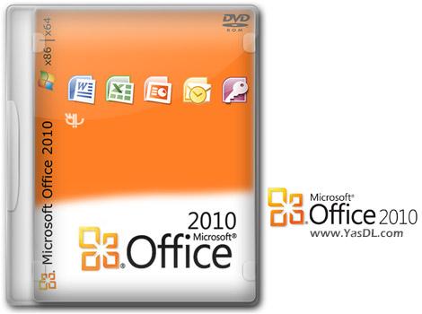 دانلود آفیس 2010 نسخه نهایی - Microsoft Office 2010 SP2 Professional Plus