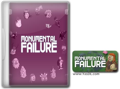 دانلود بازی کم حجم Monumental Failure برای کامپیوتر