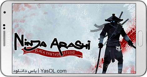 دانلود Ninja Arashi 1.0.1 - بازی نینجای فوق العاده برای اندروید + پول بی نهایت