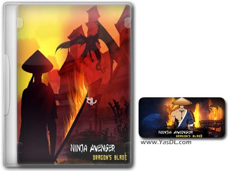 دانلود بازی Ninja Avenger Dragon Blade برای PC