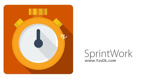دانلود SprintWork 1.8.3 x86/x64 - مدیریت استفاده از شبکه های اجتماعی
