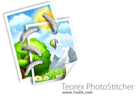 دانلود Teorex PhotoStitcher 2.0 + Portable - ساخت تصاویر پانوراما