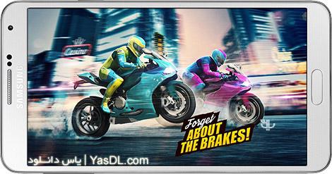 دانلود بازی Top Bike Racing & Moto Drag 1.03 - مسابقات موتور سواری برای اندروید + پول بی نهایت