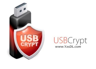 دانلود USBCrypt 16.10.1 - نرم افزار قفل کردن اطلاعات فلش مموری